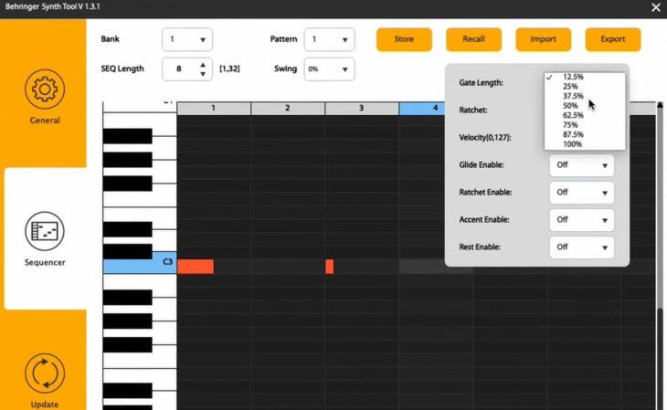 Synth Tool - Sequenzer-Editor für MS-1 und Odyssey
