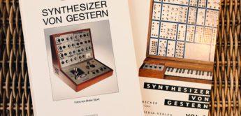 Kultbücher & Interview: Synthesizer von Gestern von Matthias Becker