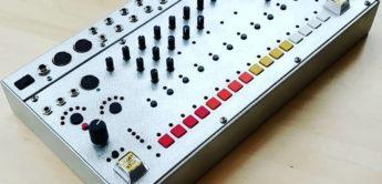 System80 880, analoge Drum-Machine