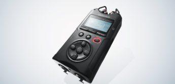NAMM 2019: Tascam stellt drei Recorder DR-05X, DR-07X und DR-40X vor