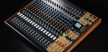 Test: Tascam Model 24, Mischpult mt Multitrack-Recorder
