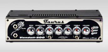 Namm News 2019: Taurus Vandall-500, Bassverstärker