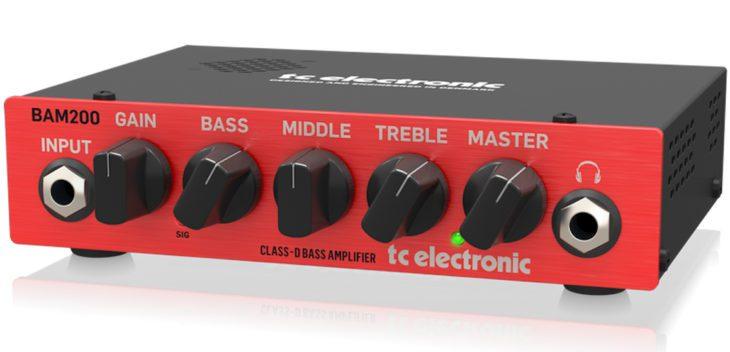 TC stellt das BAM200 Basstopteil vor