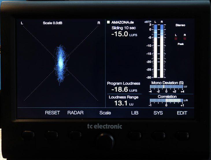 TC Clarity M Stereo Goniometer / Stereosichtgerät