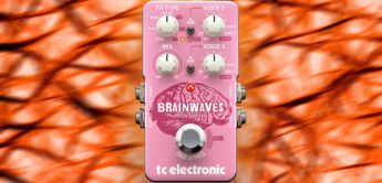 Test: TC Electronic Brainwaves, Pitch Shifter Pedal
