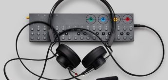 News: Teenage Engineering M1 – faltbarer Kopfhörer für OP-Z