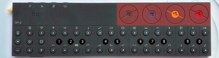OP-Z Encoder