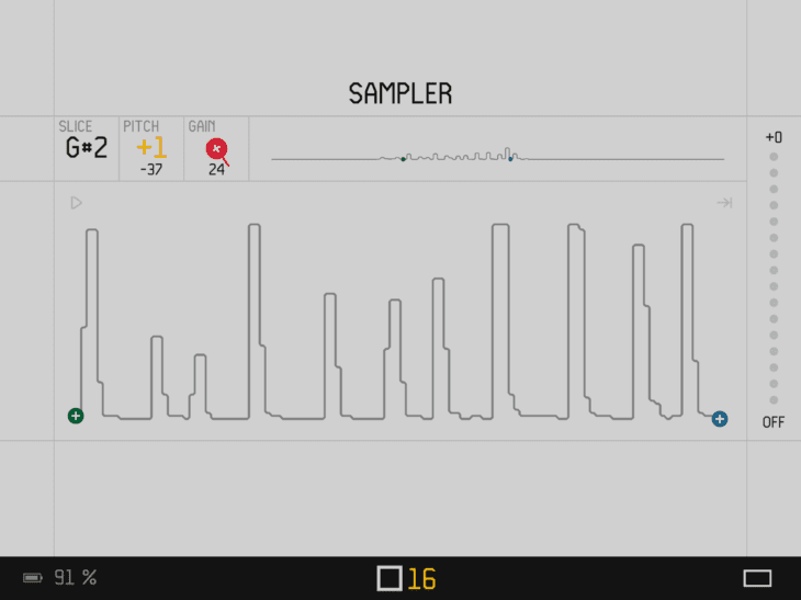OP-Z Sampler- Recording