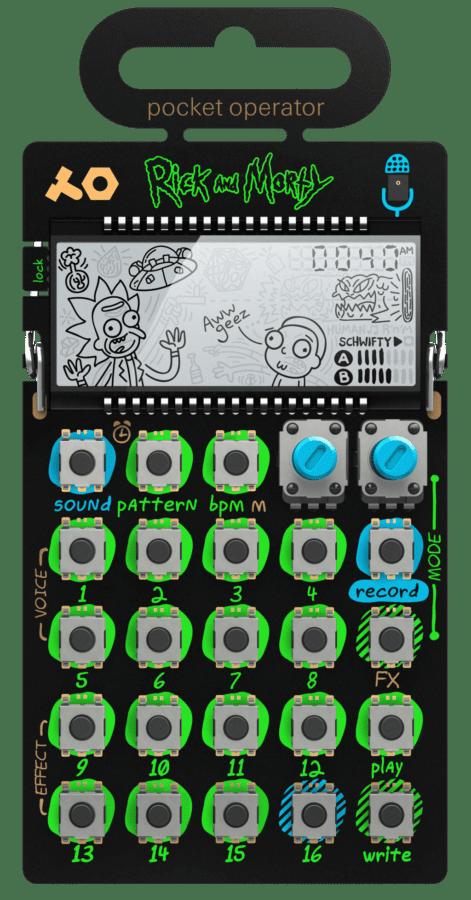 Teenage Engineering Pocket Operator PO-137