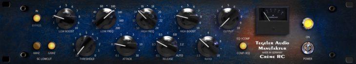 tegeler audio manufaktur creme rc 1