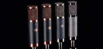 Telefunken Alchemy TF29, TF39, TF47 und TF51 Mikrofone vorgestellt