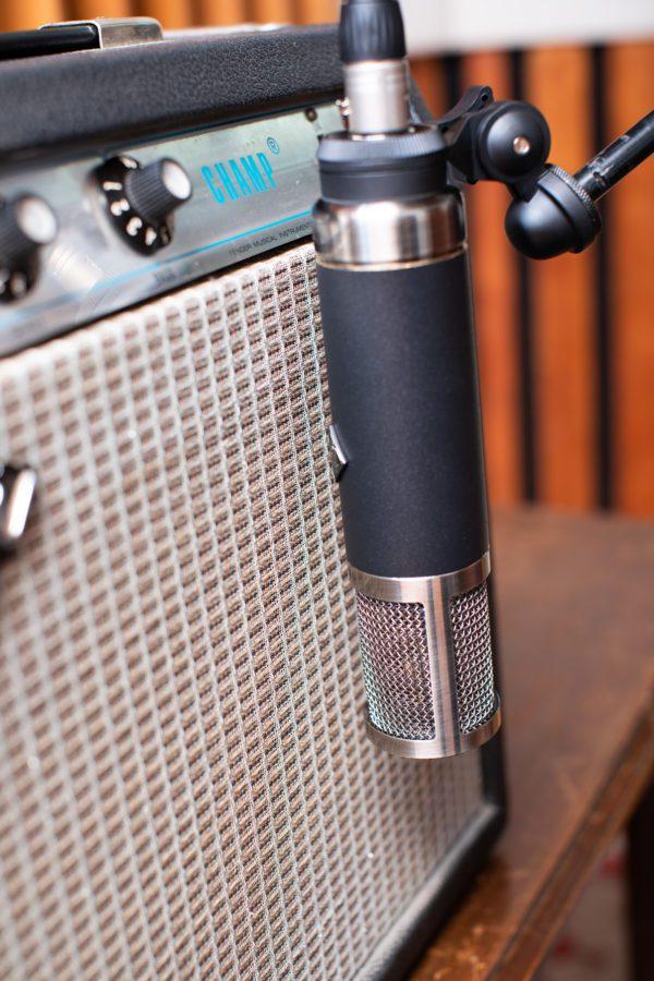 Telefunken TF47 in studio 3