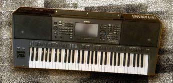 Test: Yamaha PSR-SX700, SX900, Entertainer Keyboards