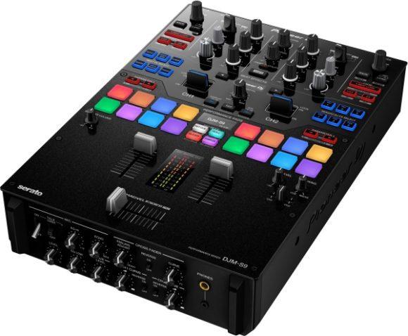 PIoneer DJM-S9 Übersicht