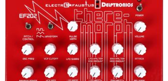 News: Delptronics Theremorph – Synthesizer und Theremin-Controller
