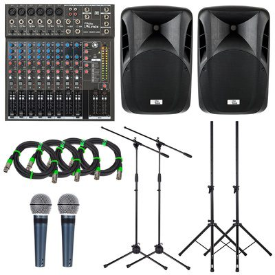 Thomann Practice Room Bundle 2 - Auflistung