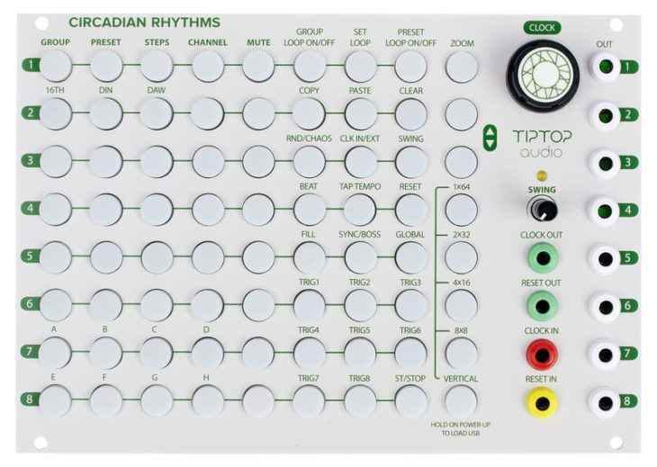 tip top audio circadian rhythms