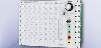 Test: Tip Top Audio Circadian Rhythm, Eurorack Gate-Sequencer