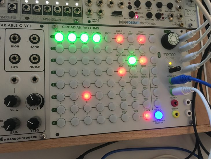Tip Top Audio Circadian Rhythms Front