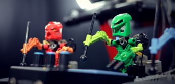 Report: Toa Mata Band – die Lego Bionicle Band