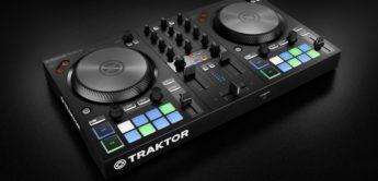 Test: Native Instruments Traktor Kontrol S2 MK3, DJ-Controller