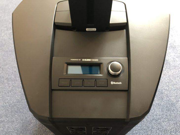 Turbosound iP500 - Steuerzentrale