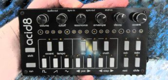 Test: Twisted Electrons Acid8 MKIII, 8-Bit Bass-Synthesizer