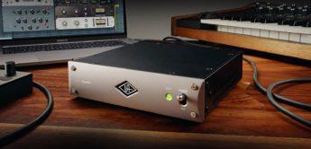 Universal Audio UAD-2 Satellite nun mit Thunderbolt 3 Anschluss