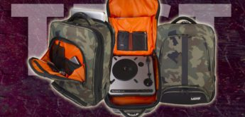 Test: UDG Ultimate Backpack Slim Black Camo, (DJ-) Backpack
