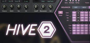 U-HE Hive bekommt Versionsnummer 2