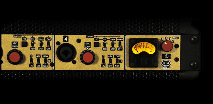UnderToneAudio MPDI-4