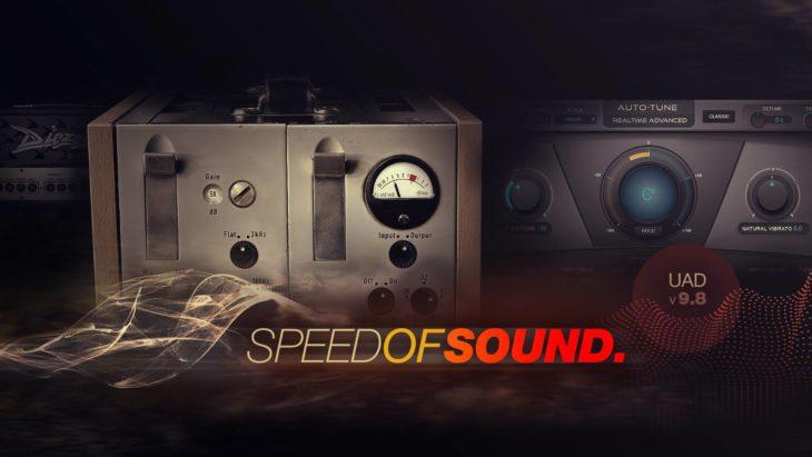universal audio 9.8