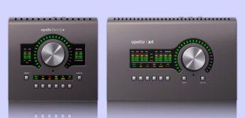 Universal Audio stellt Thunderbolt-Interface Apollo X4 und verbessertes Twin X vor