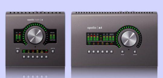 universal audio apollo x4 twin x duo quad