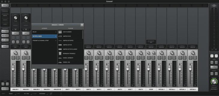 Universal Audio Apollo x6 Console Unison