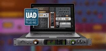 Test: Universal Audio Apollo X6, Thunderbolt-Audiointerface