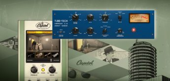 Universal Audio UAD 9.9 – Capitol Chambers und Tube-Tech CL 1B Mk2