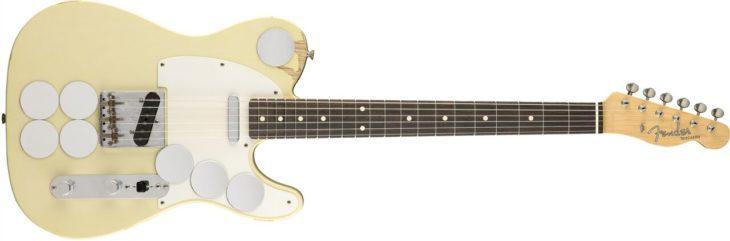 NAMM 2019: Fender stellt die Jimmy Page Tele vor