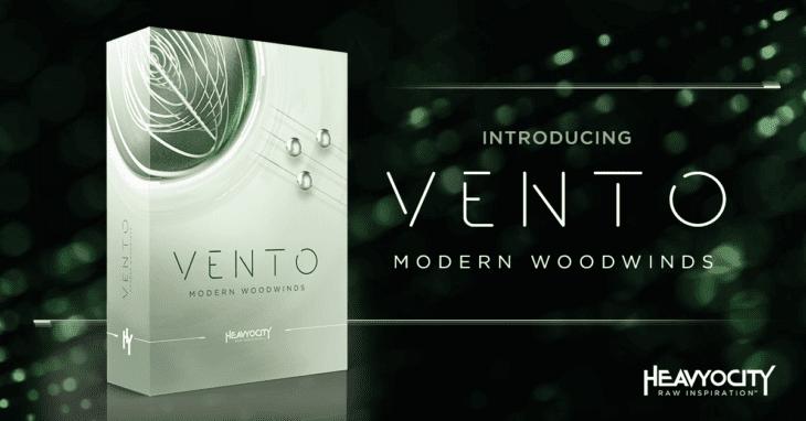 Heavyocity VENTO Modern Woodwinds