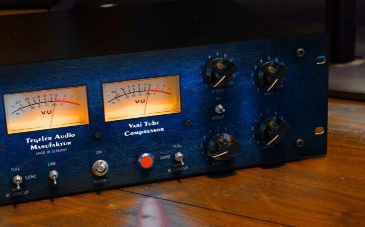 Tegeler Audio Manufaktur - Vari Tube Compressor