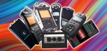 Vergleichstest: DJ-Set Recording / Aufnahmegeräte für DJs