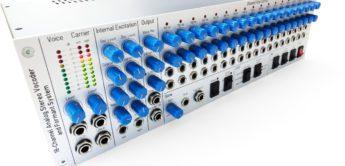 Harold 18-Channel Analog Stereo Vocoder VoIS