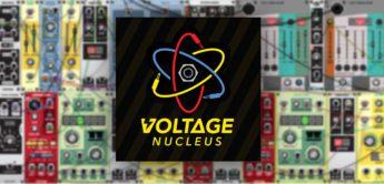 Voltage Nucleus von Cherry Audio als modularer Einstieg
