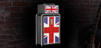 NAMM News 2019: VOX Union Jack Mini Superbeetle
