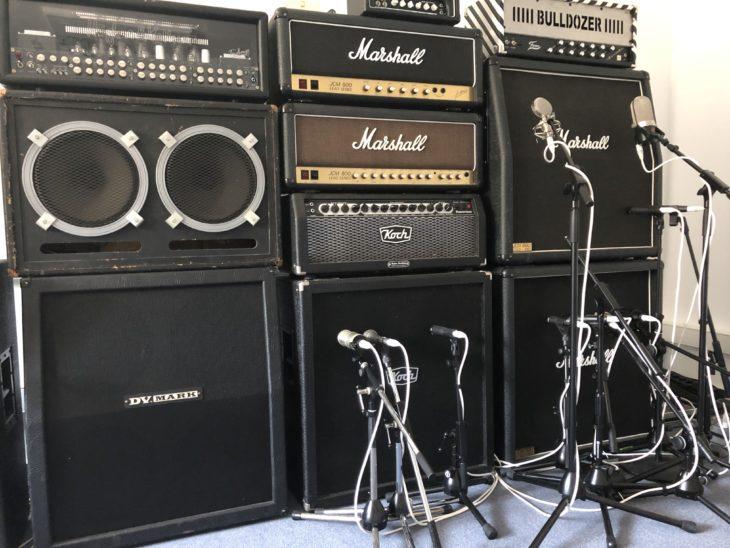 Mikrofon versus Lautsprechersimulation