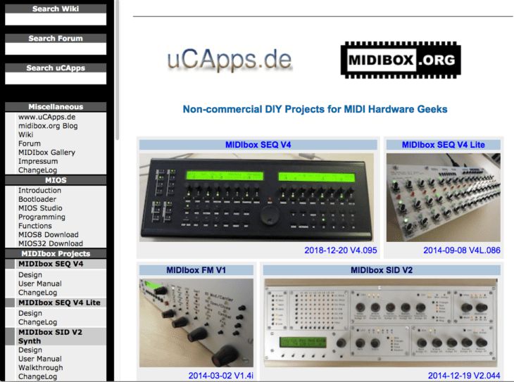 Workshop DIY 4 Stufen - ucapps homepage