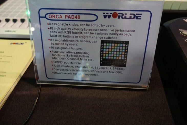 Worlde Padcontroller