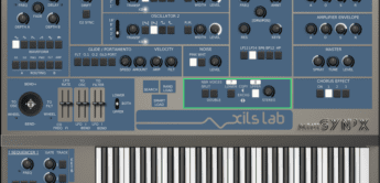 MiniSyn'X v2.5 – neue Version des Software-Synthesizers