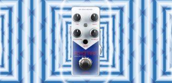 Test: XVive Echoman, Delay-Pedal für Gitarre
