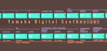 Die besten Yamaha Digital-Synthesizer (Vintage)